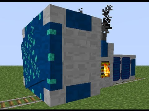 Tekkit Classic / FTB - Tunnel Bore / Tunnel Bohrer & Bore Heads [Tutorial] #084 - German