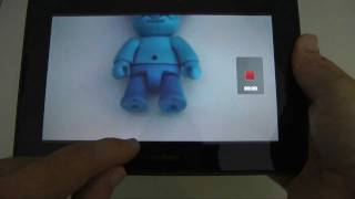 Blackberry Playbook Photo & HD Video Performance