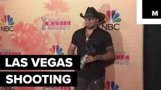 Download Lagu Jason Aldean reacts to Las Vegas shooting Gratis STAFABAND