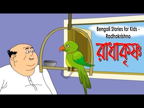Radhakrishno   Bengali Comics Series   Nonte Fonte   Comedy Cartoon video