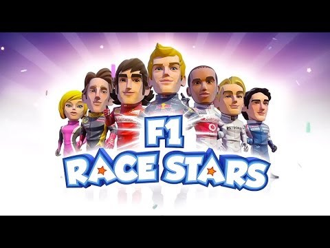 F1 Race Stars - iOS - iPhone/iPad/iPod Touch Gameplay