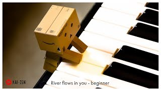 7 month adult piano progess (River flows in you)