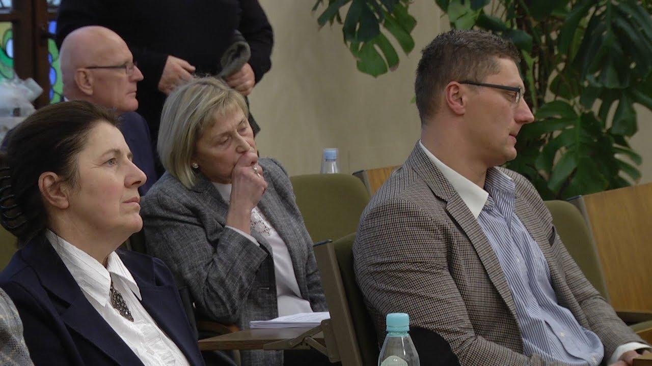 XLV sesja Rady Miejskiej, część III