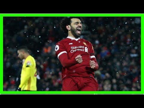 Noticias de última hora | Salah hace olvidar a Luis Suárez en Liverpool thumbnail