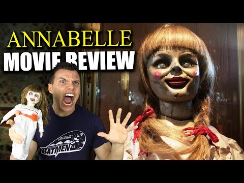 ANNABELLE - Movie Review