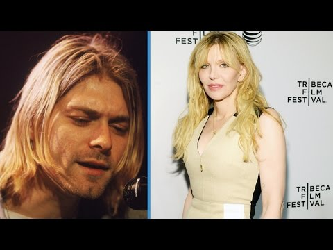 Courtney Love Opens Up (and Chokes Up) About Kurt Cobain Doc: Fame, Sex Tape & More