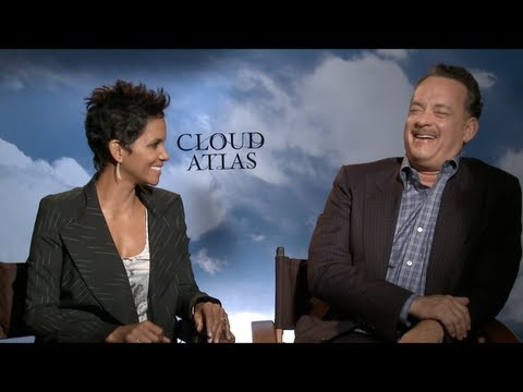 CLOUD ATLAS Interview with Tom Hanks and Halle Berry