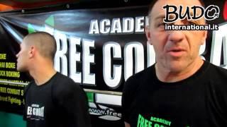 Luca Belloni e Ivan Mapelli - Le MMA alla Free Combat Academy - Budo International