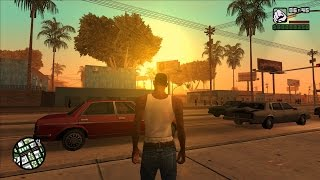 GTA San Andreas Enhanced Edition