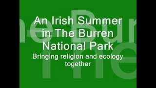 Columban - Burren National Park - Introduction