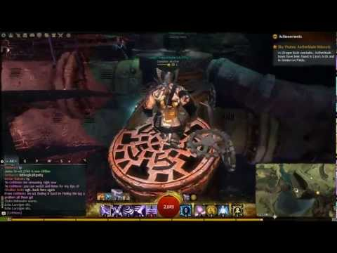 Not So Secret - Jumping Puzzle Diving Tips   Guild Wars 2 (stream)
