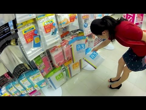 HUGE 100 Yen Store! (GoPro Japan!)