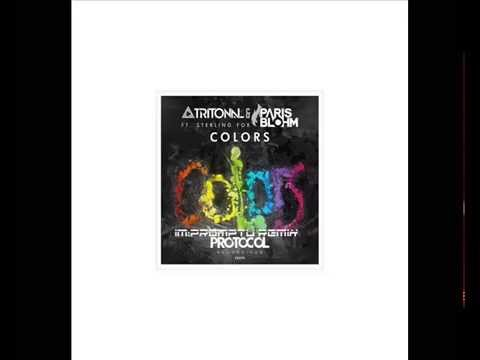 Tritonal and Paris Blohm Ft Sterling Fox - Colors (IM:PROMPTU REMIX)