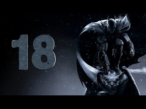 Batman: Arkham Origins #18 (Прохождение Walktrough let's play)