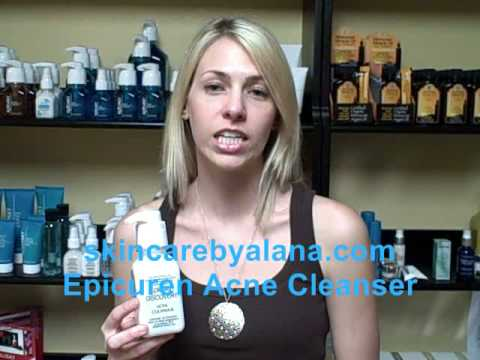 Epicuren Medicated Acne Cleanser | Free Samples