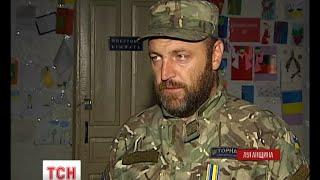 На Луганщині на базі батальйону «Торнадо» мають завершуватися слідчі дії - (видео)