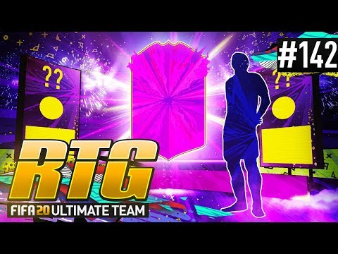 I PACKED A NEW FUTURE STARS CARD! - #FIFA20 Road to Glory! #142! Ultimate Team