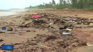 4 death reported in heavy rain and sea attack at Kasaragod