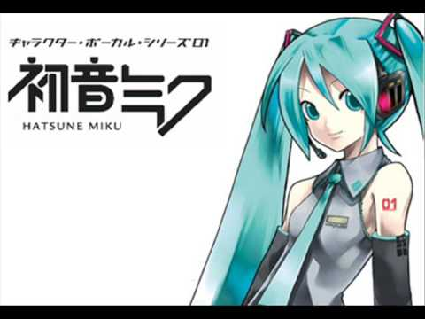 Hatsune Miku - Electric Angel (Rock Ver.)