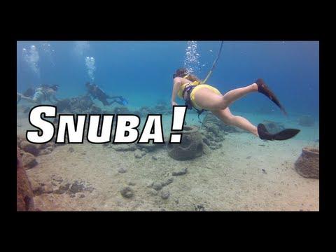 Snuba in Mexico