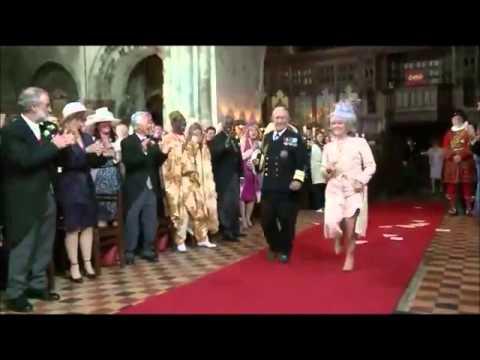 Танец на свадьбе Уильяма и Кейт/Dance on the wedding of William and Kate