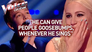 This 13-year-old Mariah Carey fan brings tears to Pixie Lott's eyes | Journey #31