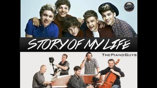 Story Of My Life One Direction Ft The Piano Guys