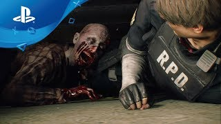 Resident Evil 2 Remake - Gameplay Trailer [PS4] E3 2018