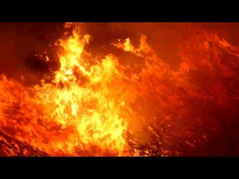 Herriman Utah Wildfire Flames