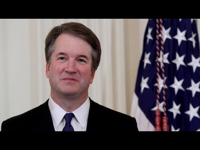 Political reaction to Brett Kavanaugh's nomination to the Supreme Court