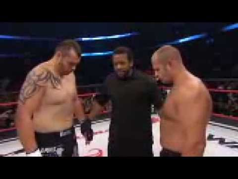Fedor vs Tim Sylvia Affliction Banned Video