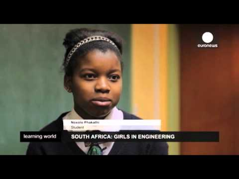 South Africa: Bringing-up a New Generation of Girls Engineers (Learning World S6E2, 2/2)