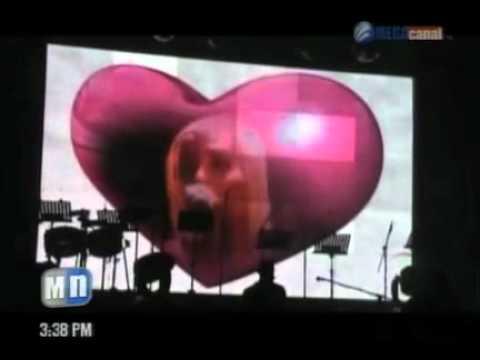Carnaval Veracruz 2012: Presentación de Ninel Conde