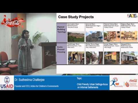 Child Friendly Urban Settings-Focus on Informal Settlements