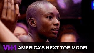 Binta Goes Off on Courtney After She Wins the Challenge | America's Next Top Model