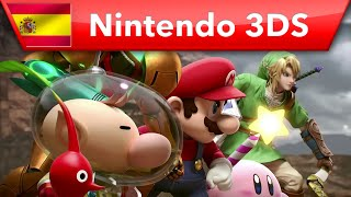 Super Smash Bros. for Nintendo 3DS - Tráiler de lanzamiento