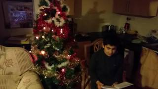 Imran gift for me Christmas 2016 this song was written by Imran Ahmadpour and sang by him .