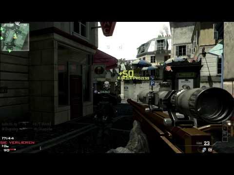 Modern Warfare 3 Sniper Montage