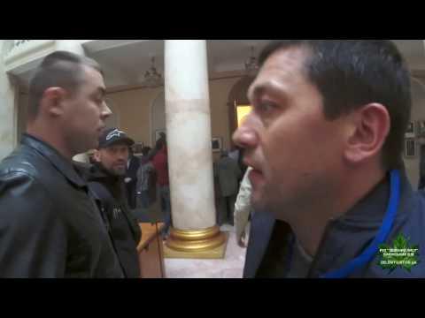 Избиение Одесситов во время продажи Ланжерона.