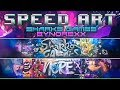 Download @SharksGames & @ByNoreXx Banner! - [SPEED ART] in Mp3, Mp4 and 3GP