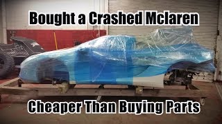 Why To Avoid Buying Used Mclarens - Unless You Are Scrappy