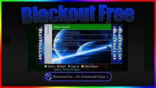 BlackOutFree Stealth Servers 17511 FREE For JTAG/RGH ONLINE Dashboard 17511 Xbox 360 + Download LINK