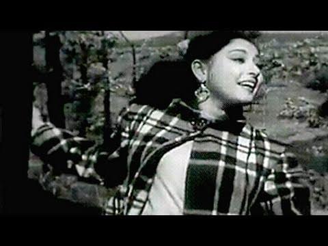Masti Bhara Hai Sama - Lata Mangeshkar Manna Dey Parvarish Song...