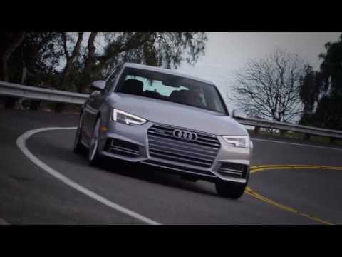 2017 Audi A4 Driving Video Trailer | AutoMotoTV