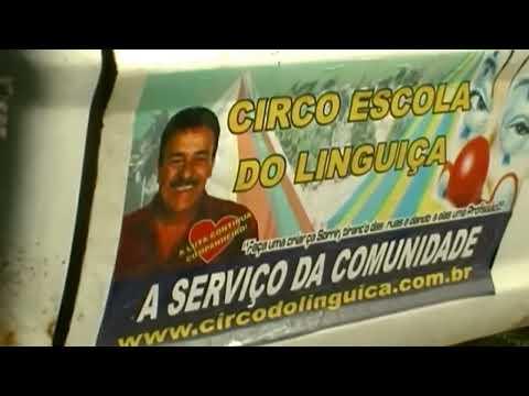 Filme montagem de circo - Linguiça do Circo - Igreja Profeta Elias - Bairro Novo -2013