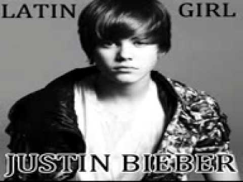 Justin Bieber - Latin Girl  (HQ LYRICS MP3).3gp