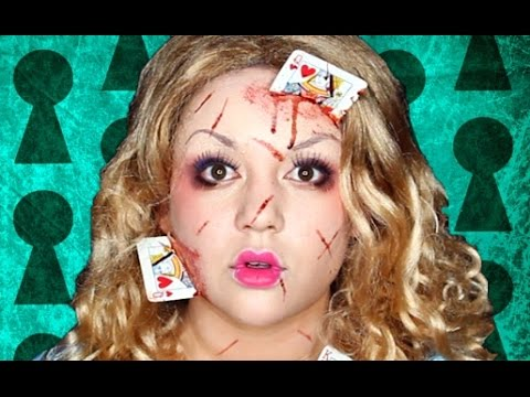 ALICE'S WONDERLAND BATTLE MAKEUP TUTORIAL!