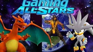 Gaming All-Stars: S5E2 -  Get Over Here!