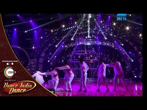 Dance India Dance Season 4 February 15, 2014 - Biki Das's Performance
