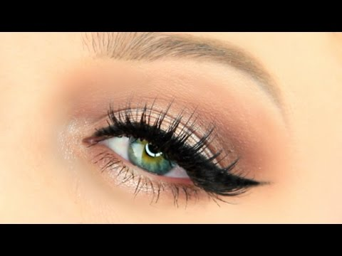 SMOKEY ROSE GOLD MAKEUP TUTORIAL   Morphe 35O Palette
